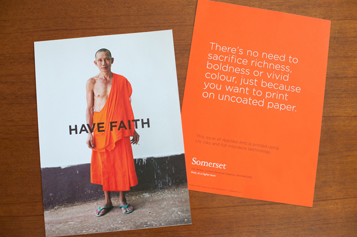 Somerset Graphics Have Faith ad
